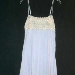 Victoria's Secret Blue Nightgown Sze S NWT
